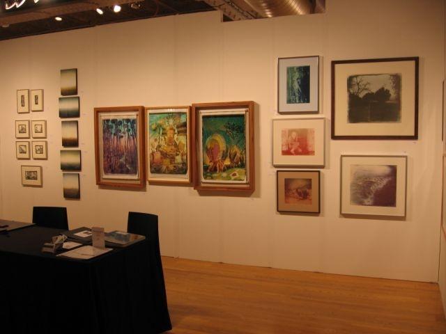 AAFNYC 2008 booth 2