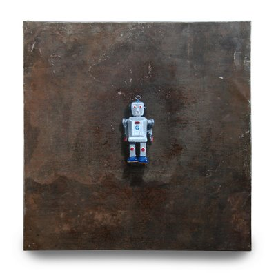 Michael Fitts - Robot