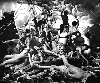 Witkin - The raft of GW Bush