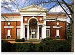 UVA Museum front