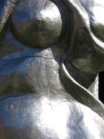 Gary Mitchell - Drapped Landolina detail