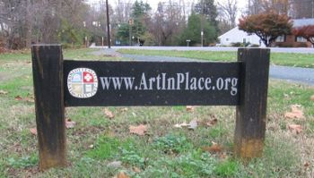 ArtInPlace - sign