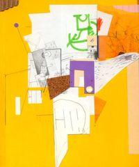 Warren Craghead - collage
