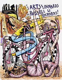Russell Richards - book cover