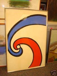 Calder Wave