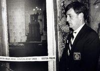 Gardner Museum guard