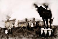 Tarbell_horse_on_barrel